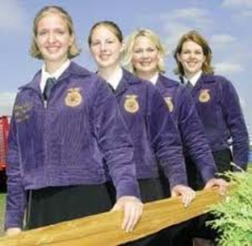 Women admitted in FFA