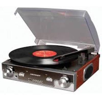 history of vinyl records timeline