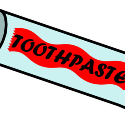 The History of Toothpaste timeline
