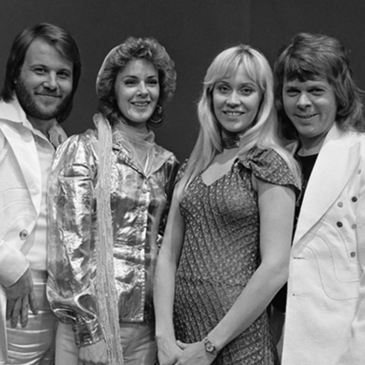 Дискография группы ABBA timeline