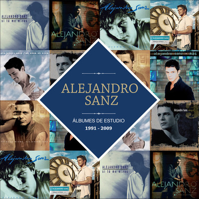 discografia Alejandro Sanz timeline