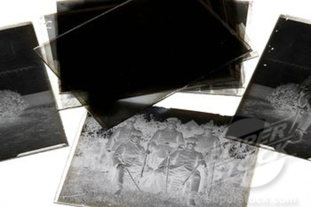 Invention of Gelatin Silver Process