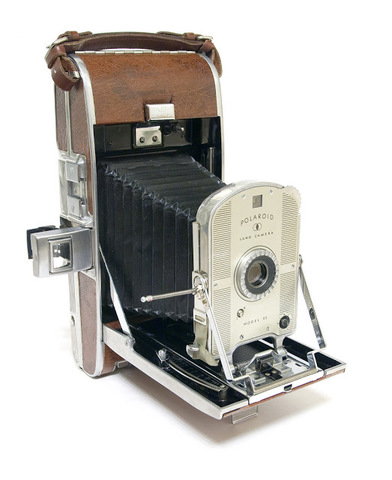 First Polaroid Camera Sold to Public