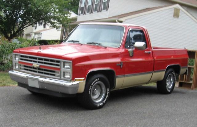 midsize pickup truck