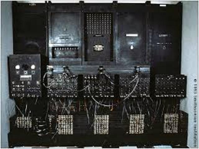 World's First Digital Computer