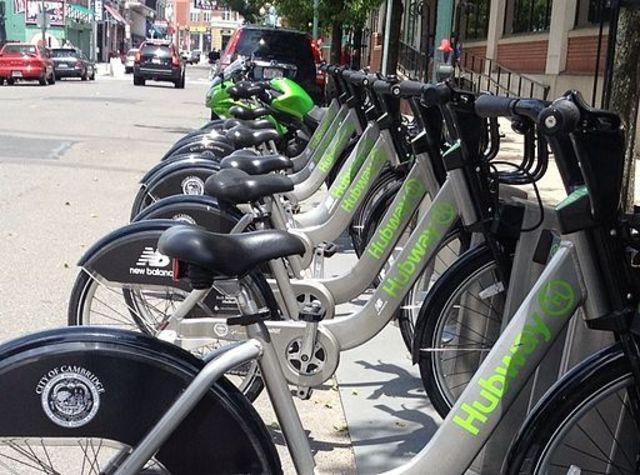 Boston Bike Network Plan Unveiled