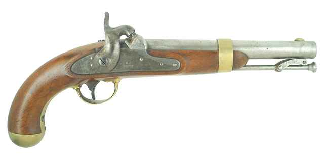 Percussion cap guns