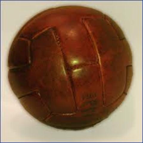 Still improving the soccer ball