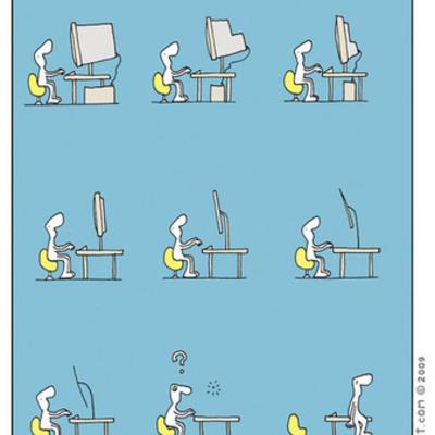 La evolución de las TIC timeline