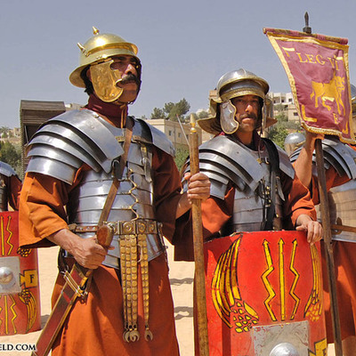 Roman History Thymelime timeline