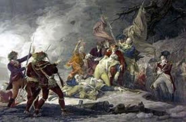 Benedict Arnolds Failed Attack On Quebec