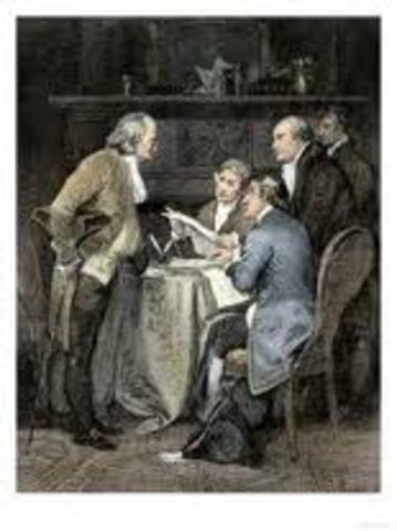 Richard Henry Lee Proposes Independance