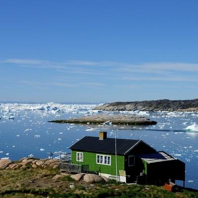 Grönlands historia timeline