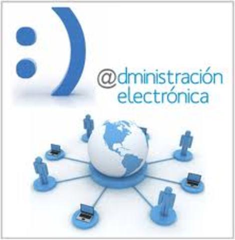 D183/2003 Información y atención al ciudadano y la tramitación de procedimientos administrativos por medios electrónicos (internet)