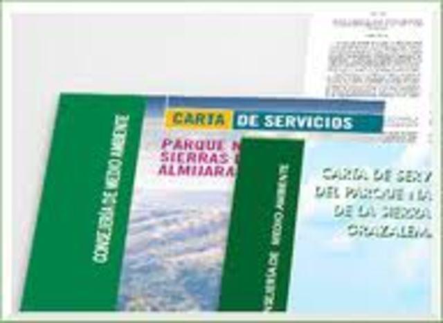 D177/2005 modif.Cartas de Servicio y ámbito Premios Calidad Andalucia