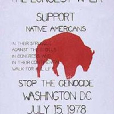 Native American Civil Rights in the 20th Century timeline