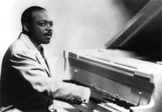 Count Basie makes his own jazz orchestra