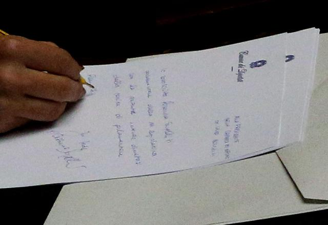 I parlamentari Pdl: dimissioni di massa in caso di decadenza