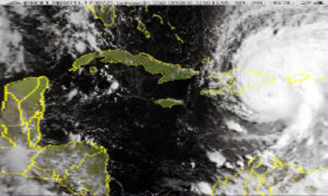 "Tropical Storm ""San Cirilo"""