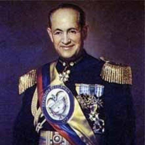 PRESIDENTE  ALBERTO LLERAS CAMARGO