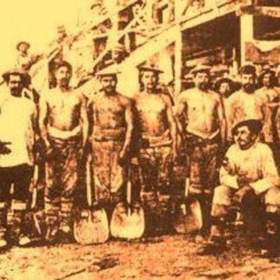 historia de chile (1860-1973) timeline