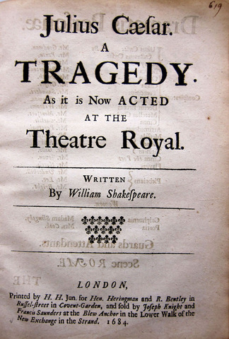 the tragedy of juliues ceasar Julius caesar: julius caesar  the civil war was a tragedy, for war was not wanted either by caesar or by pompey or even by a considerable part of the nobility .
