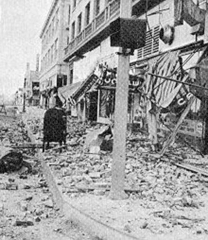 1952 Kern County Earthquake