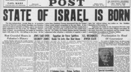 Arab-Israeli War of 1948 timeline