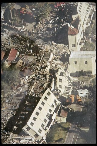 1971 San Fernando Earthquake