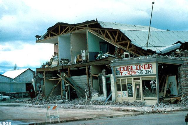 1983 Coalinga Earthquake