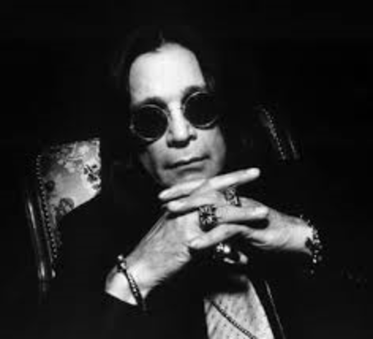 Ozzy Ozbourne leaves Black Sabbath