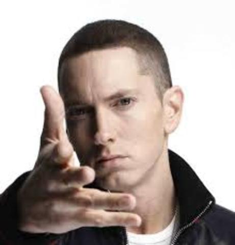 Eminem becomes mainstream