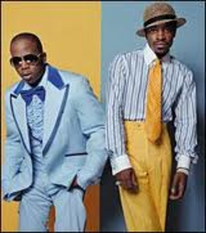 Outkast is formed