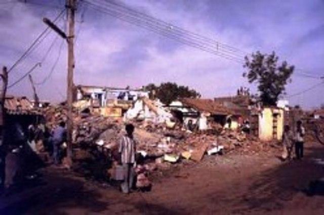 1992 Landers Earthquake