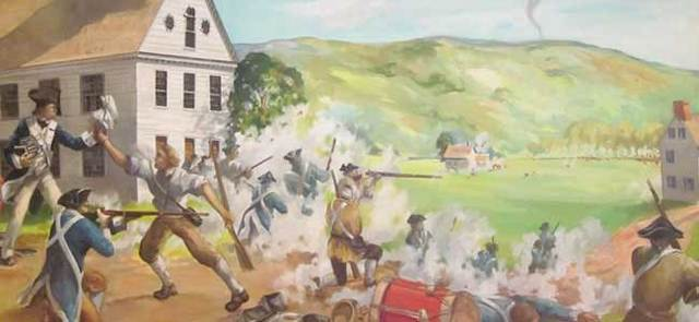 Battle of Connecticut Farms