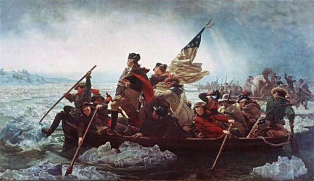 Historic Crossing of the Delaware
