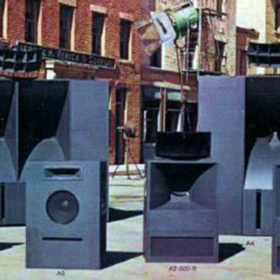 History of Cinema Sound timeline