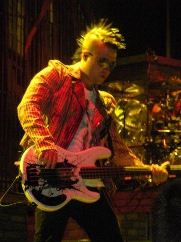 Johnny Christ (bajista)