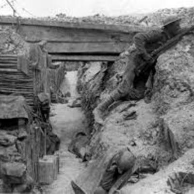 La premiere guerre mondiale timeline