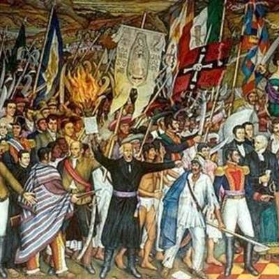 Mexican National Era timeline
