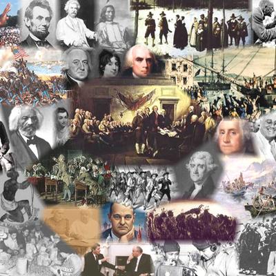U.S. History Timeline, A. Brendle