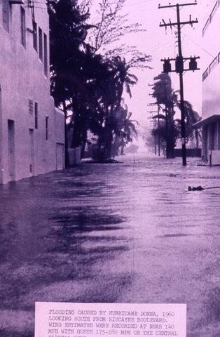 Hurricane Donna (San Lorenzo)