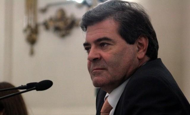 José Manuel de la Sota echa a Sergio Busso del Ministerio de Seguridad