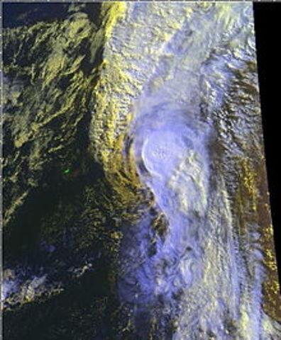 Tropical Storm José