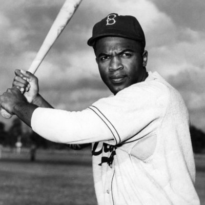 Jackie Robinson by Manfred Weidhorn timeline