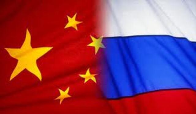 El comercio bilateral entre china y rusia ascendió a 33,000 dolares