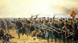 Slaget i 1864 timeline