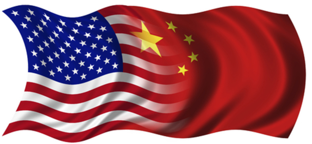China And USA Team for Cold War