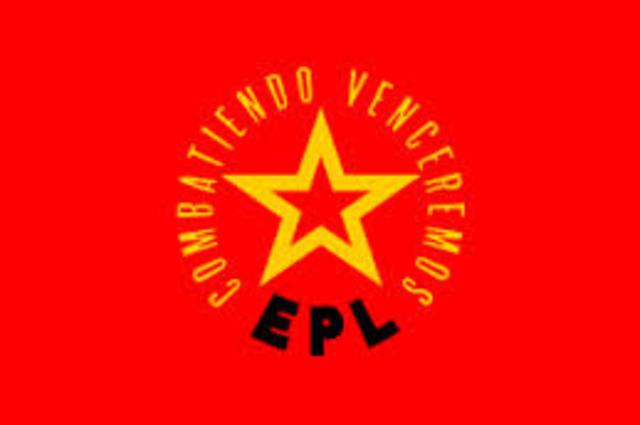 El Ejército Popular de Liberación (EPL)