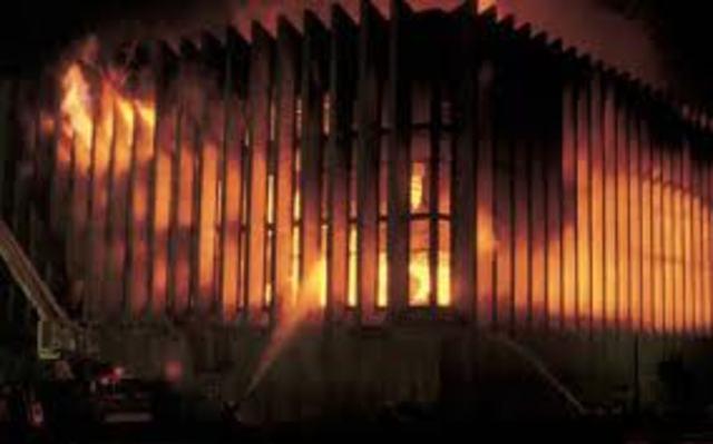 El M-19 se toma el Palacio de Justicia
